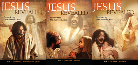 Post image for Jesus Revealed Video Series