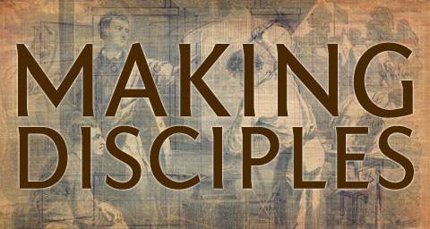 Post image for How I Make Disciples: Invitation & Challenge