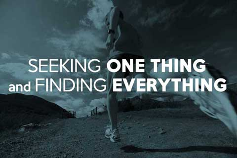 Post image for Seeking One Thing and Finding Everything