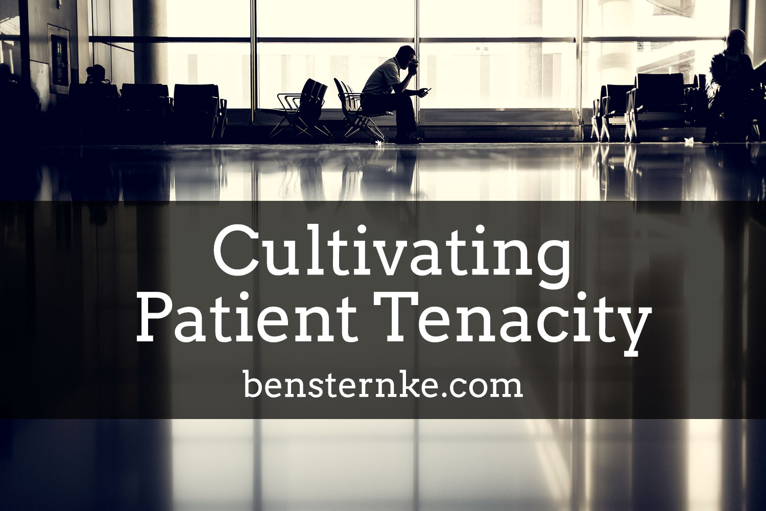 Post image for Cultivating Patient Tenacity