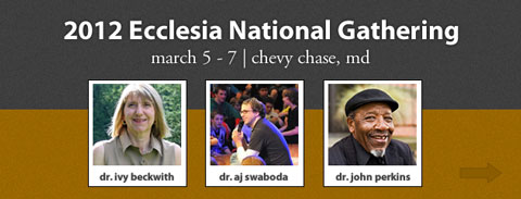 The Ecclesia National Gathering: Why I'm Going