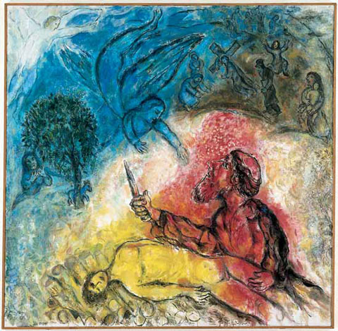 chagall-obedience