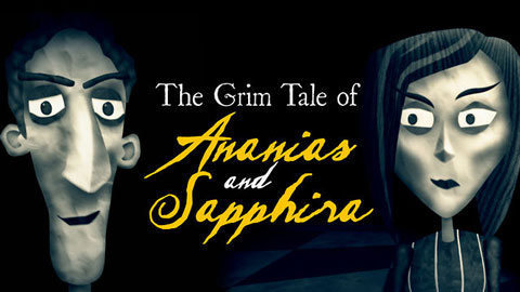 The Grim Tale of Ananias and Sapphira