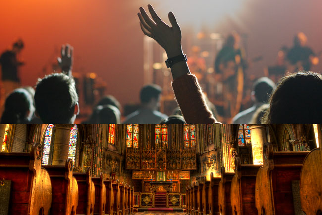 Every Church is a Liturgical Church
