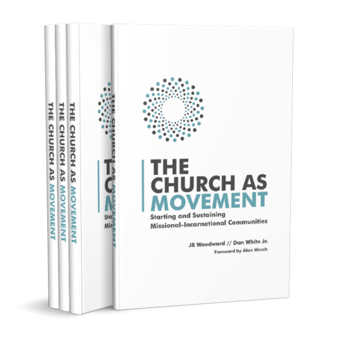 Church As Movement Book