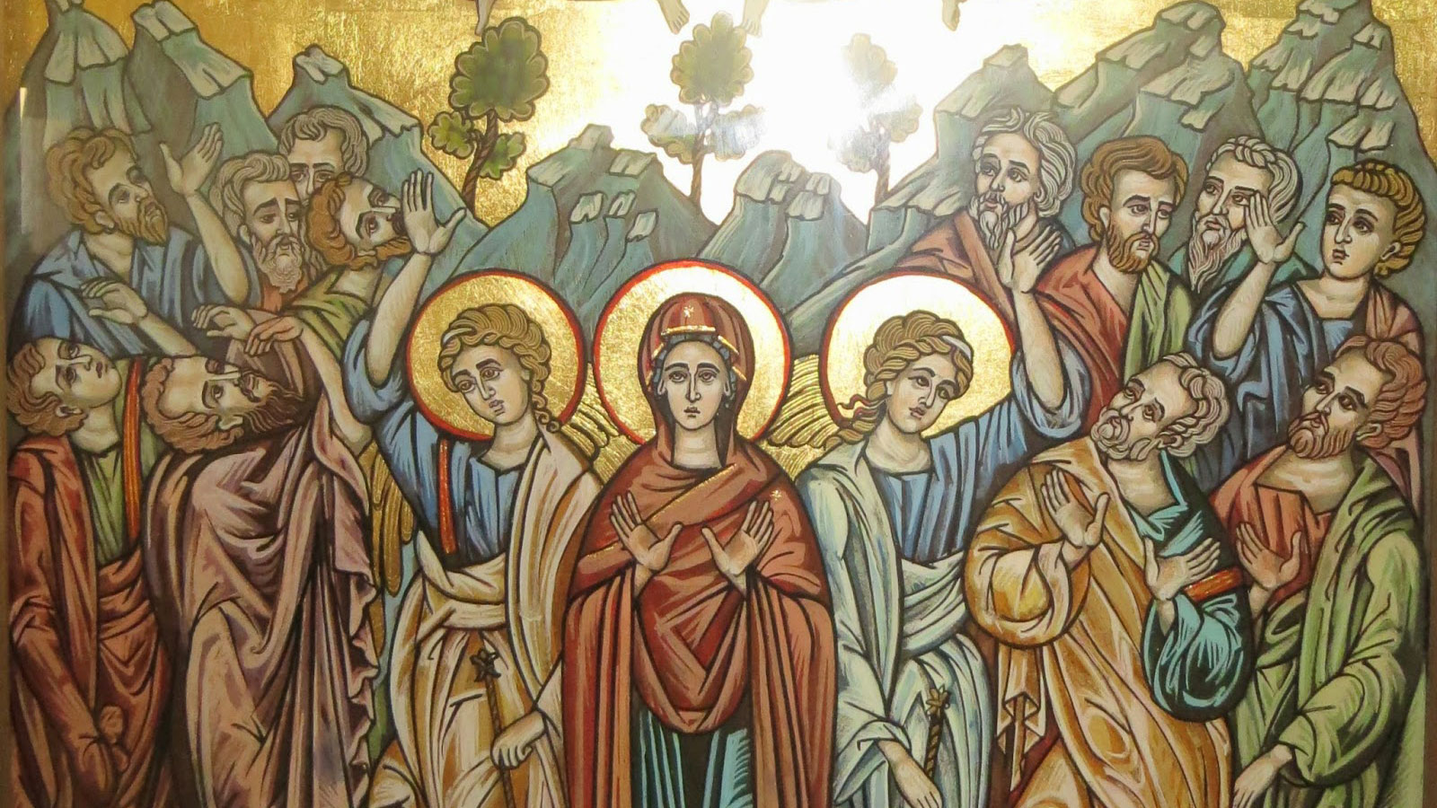What's the Deal with the Ascension of Christ?